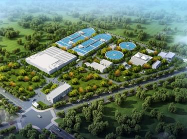 滨涌生物基污水处理厂