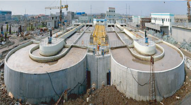 亚搏体彩app生物基新材料产业园污水处理厂